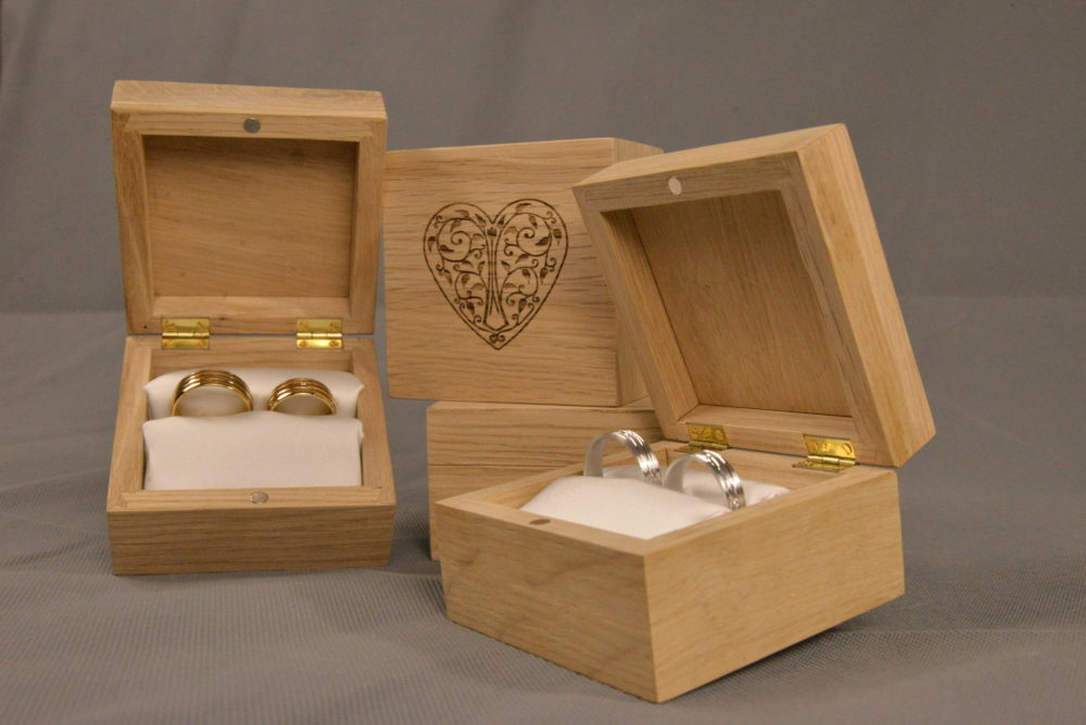 A Box For Rings Where Even Jewelry Gets To Higher Value